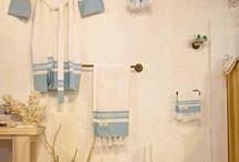 Bathroom by Pestemal / Bathroom deco, Pestemal bathroom products