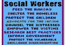 Trabajo Social / Social Work / Toda clase de material relacionado con el Trabajo Social