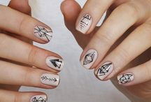 Boho Nails Inspirations | Inspiracje na Manicure w stylu Boho