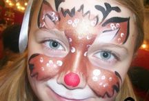 Christmas Face Painting / by Lucille Hall