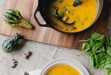 Paleo soups / by Caroline Spages