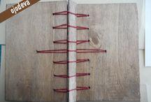 encuadernaciones de madera / wood book cover / Encuadernacion de madera, para menú de restaurante y otros usos
