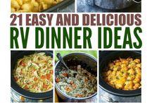 Camping Food / Camping Food and Recipes