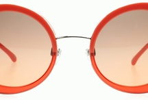 Shade Inspiration- Orange Eyewear / Orange- Orange is a power color. It is one of the healing colors. It is said to increase the craving for food. It also stimulates enthusiasm and creativity. Orange means vitality with endurance. People who like orange are usually thoughtful and sincere. Lady luck's color is orange. Source: crystal-cure.com