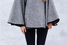 Look casaco capa