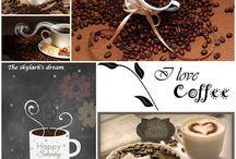 커피 허브티