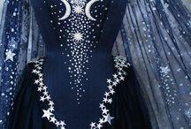 cosmic dresses