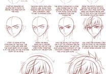 Manga, drawing