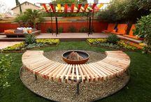 Garden living inspiration