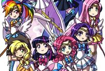 Sailor Pony
