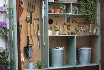 szafa ogrodowa/ Gardena shed