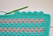 Finishing touches / Borders, trims, edging and finishing touches that make your crochet look fab!!