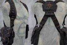 shoulder holster pouch