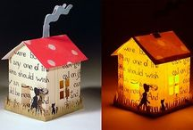 ≡ Paper houses / by Joyce