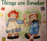 Miscellaneous / Gift bags, greeting cards, puzzles, stickers, journals, address books, MORE!   Sold on website http://barbspencerdolls.com.  Found in BOOKS.