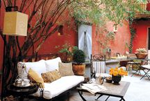 Living spaces (outdoors)