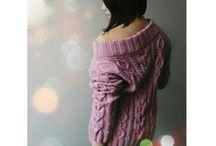 Джемпера и платья от @knitbyolgabronina / Мои изделия ручной работы. Сделано с любовью и от души!