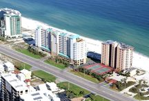 Orange Beach Condo / Pictures and video of our condo rental in Orange Beach, AL. This beach condo is located right on the beach and has a huge balcony. Our website is www.CondoRentalOranbeBeach.com
