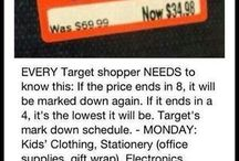 Target store info
