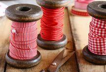 bows & ribbons & textile