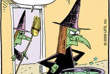 Halloween Humor / Funny takes
