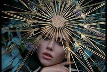 Hair Jewels / Accessorising the hair