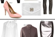 Jacket in spring 2014 fashion mix / Jacket in spring 2014 fashion mix