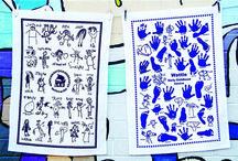 Best Child Care Fundraising Tea Towels / Child care fundraising projects printed onto a tea towel