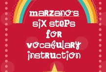 Kindergarten Reading: Vocabulary / This board includes ideas, activities, and resources for teaching kindergarten reading with a focus on vocabulary.