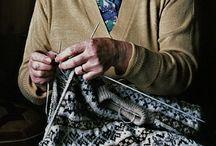 Knitting Pic