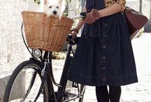 Linda na Bike