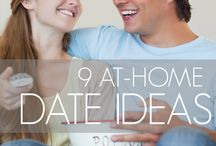 Once wed... Date ideas and more / by Lisa Schwartz