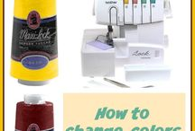 Step by step serger