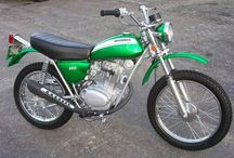 Honda SL Motorcycles