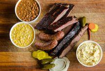Texas Barbecue Hot Spots