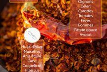 Epices Herbes et Condiments
