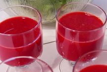 juicing- jus- légumes et fruits