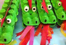 Lohikäärmeet ja dinot