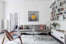 Skandynawskie dwupokojowe mieszkanie 59m2