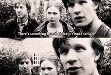 Doctor Who/Sherlock/Supernatural / by Kayla Mason