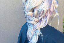 Opalescence/Iridiscent hair&co