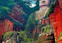 China / Sinds ik in 1992 voor het eerst in China ben geweest ben ik gegrepen door het land. Een deel van die fascinatie heeft met beelden te maken. Vandaar dit bord