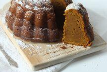 Bäckerei und süße Leckereien / Rezeptideen Backen, Kuchen, Süßes