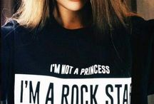 rock princess