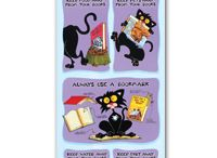 Posters and Bookmarks / by OKCPS LMS