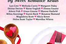 Sweet Valentine Stories / Sweet romance, sweet love stories, sweethearts. We love them all! / by Sweet Romance Reads