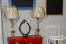 Furniture... past, present and not quite future! / At Ben's Antiques and Market, antiques, vintage furniture lovingly restored, as well as brand new furniture are available to furnish and decorate your home with...enjoy the pictures and then come see us!