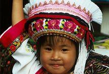 Portraits enfants du monde