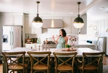 Kitchens / by Miriam Cousino