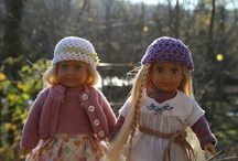 "110 6-8in Mini Dolls - AG, OG, ML / 6-8""American Girl, Our Generation, My Life, etc mini dolls; plus clothes & accessories"
